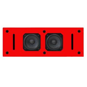 中置音箱KT230C